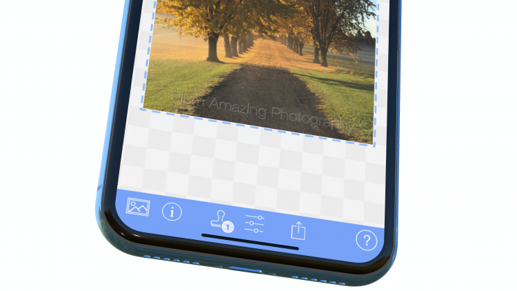 iWatermark+ iOS #1 Watermark Photos Video App 1 watermark