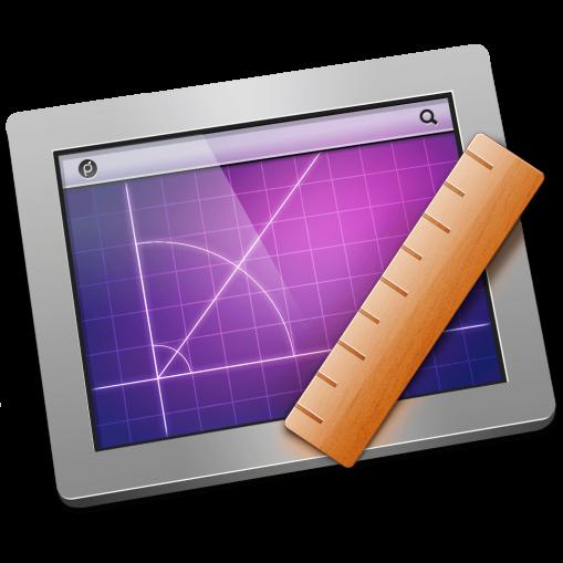 PixelStick - aplikace Mac pro měření pixelů, úhlů a barevných pixelů na obrazovce 1 pixelstick