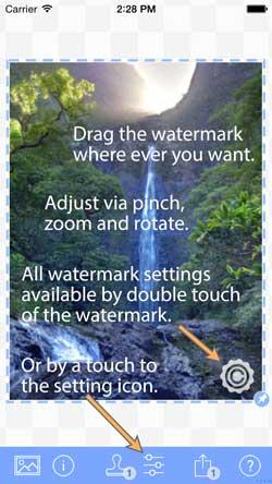 iWatermark+ Help 26 iWatermark+ Help