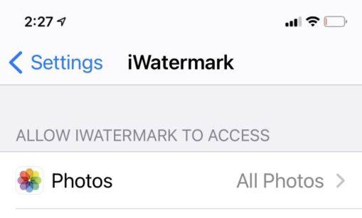 iWatermark Help 2